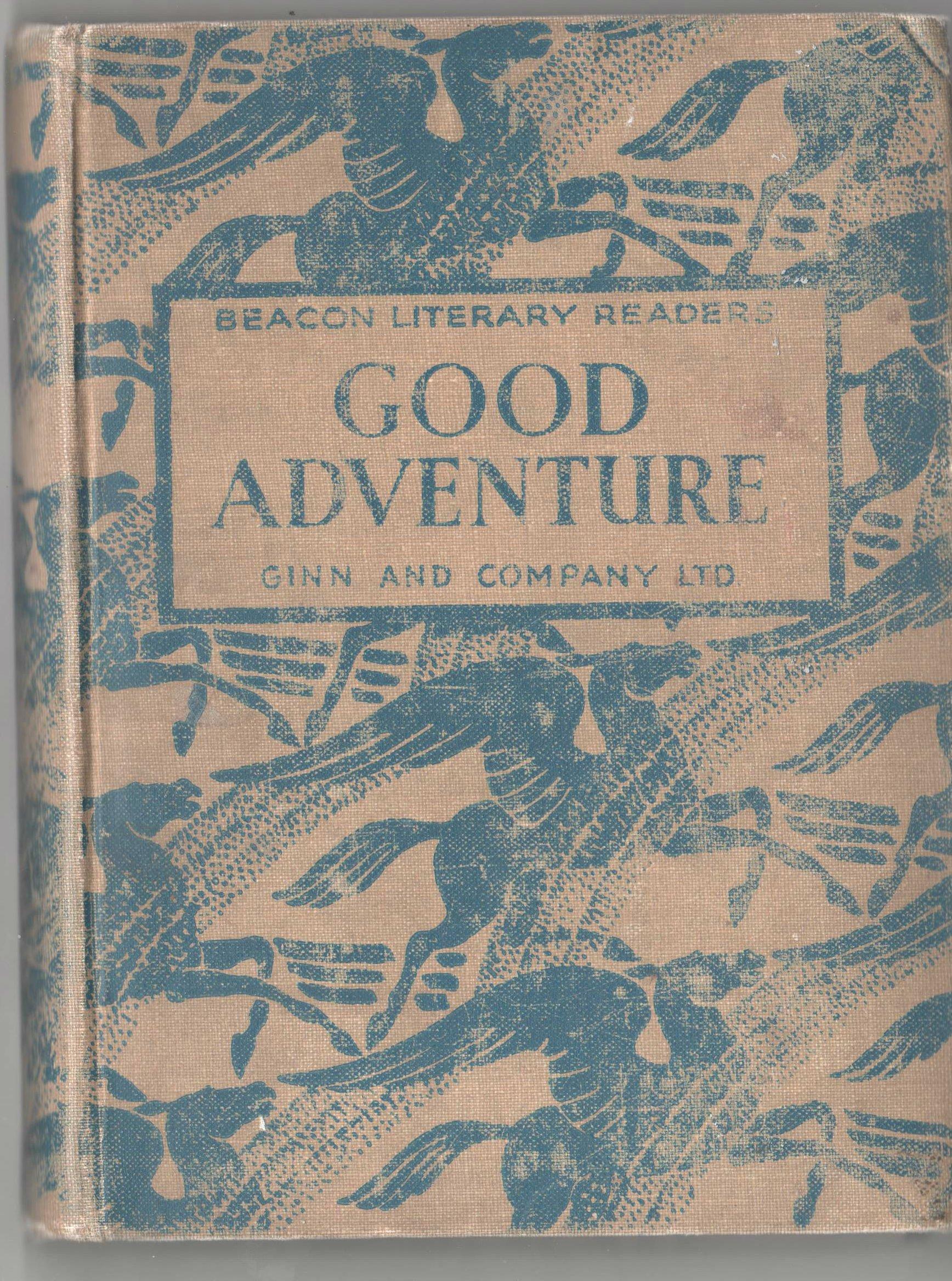 Beacon Literary Readers: Good Adventure Bk  5: Amazon co uk: J