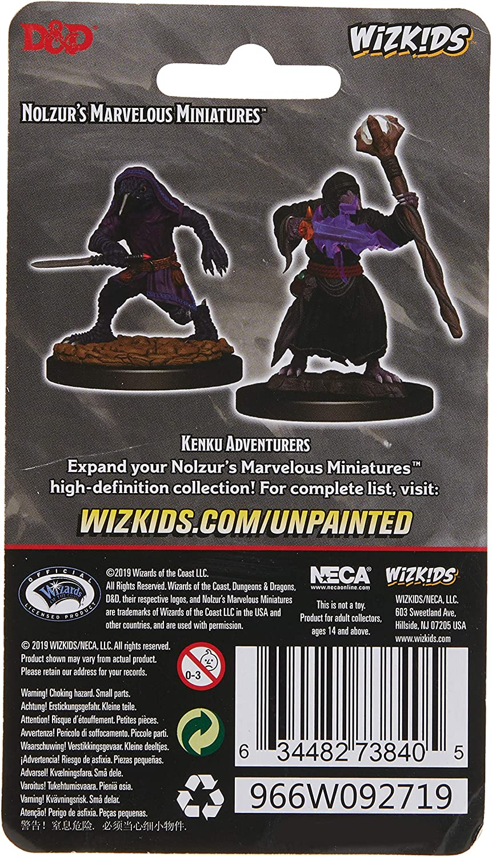 Kenku Adventurers D/&D Nolzur/'s Marvelous Miniatures Wizkids WZK73840