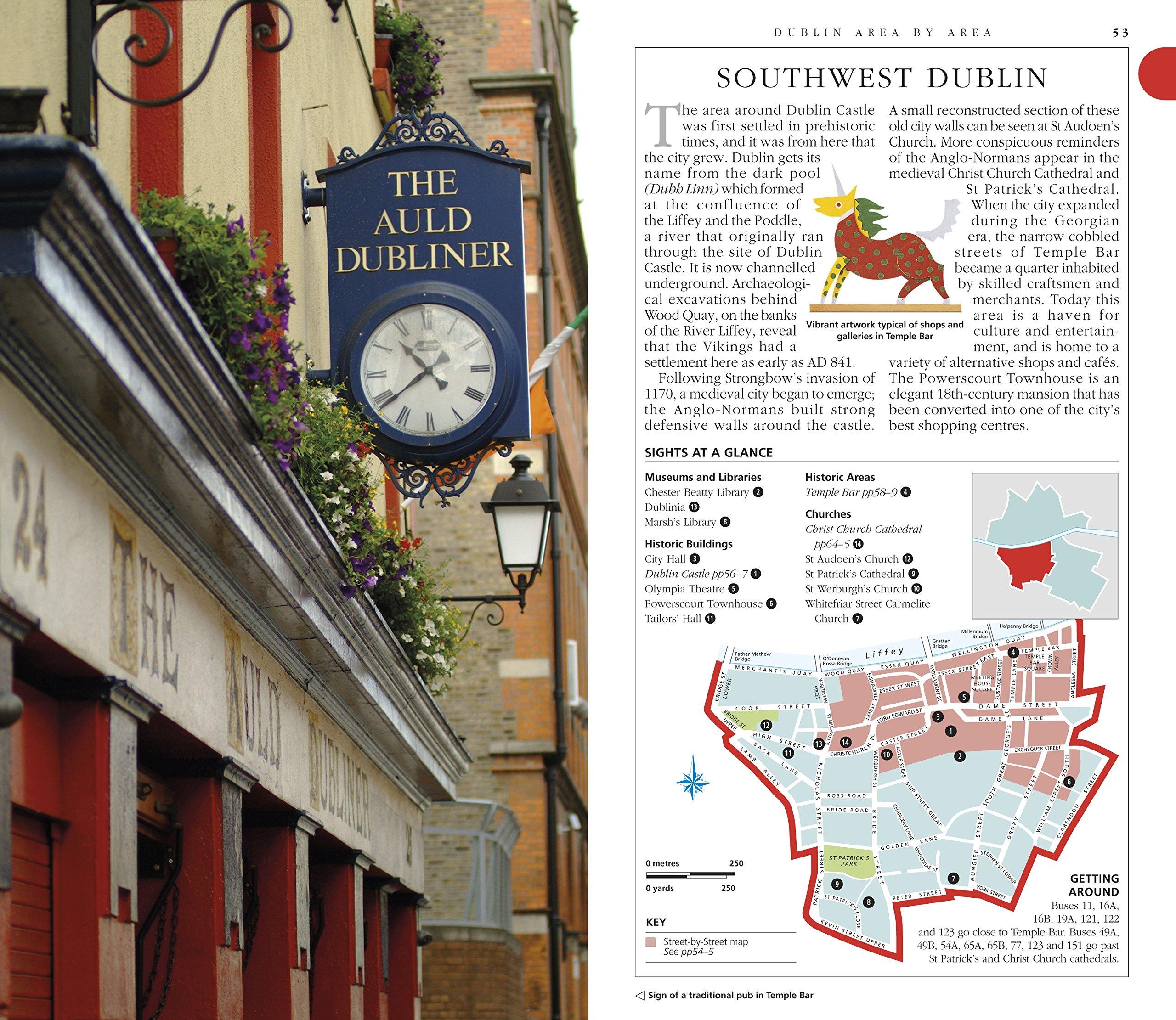 DK Eyewitness Travel Guide: Dublin: DK Publishing, Christina Park:  0690472084006: Amazon.com: Books