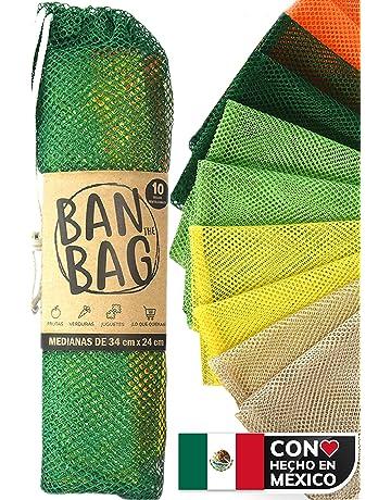 Amazon com mx: Bolsas de Compras Reutilizables: Hogar y Cocina
