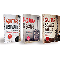 Guitar Scales Workshop: 3 in 1 : How To Solo Like a Guitar God Even If You Don't Know Where to Start + A Simple Way to… book cover