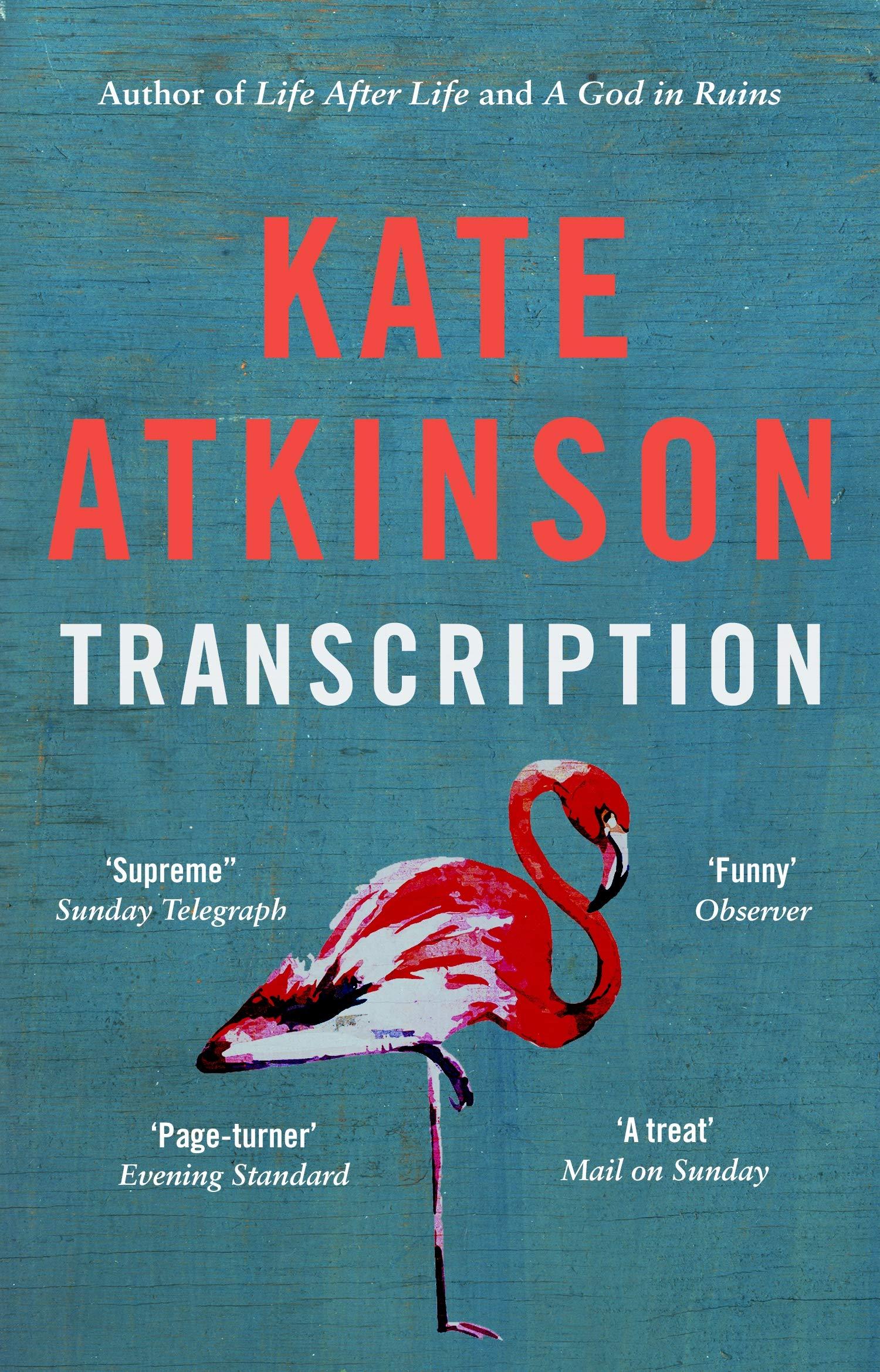 Transcription Amazon Kate Atkinson Books