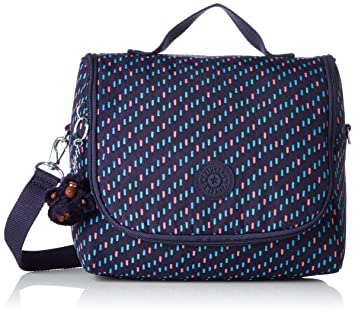 Kipling New Kichirou Bolsa escolar, 23 cm, 6 litros, Varios colores (Blue Dash C): Amazon.es: Equipaje