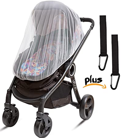 Amazon.com: Ritmart - Mosquitera universal para bebé + 2 ...