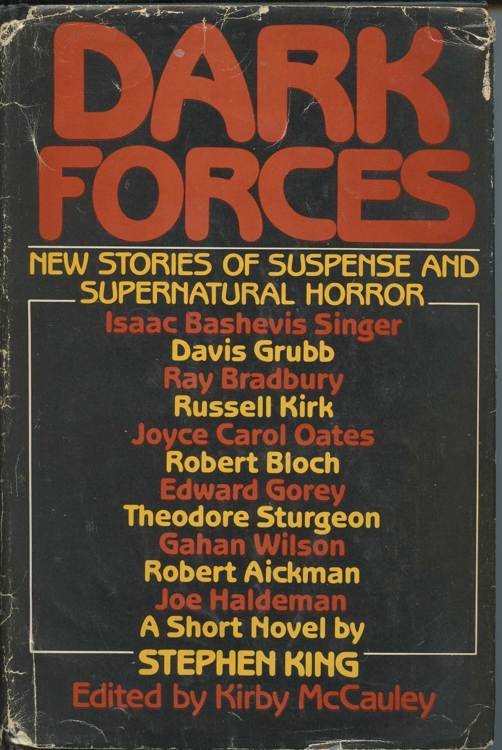 Dark forces new stories of suspense and supernatural horror dark forces new stories of suspense and supernatural horror stephen king kirby mccauley 9780670256532 amazon books fandeluxe Choice Image