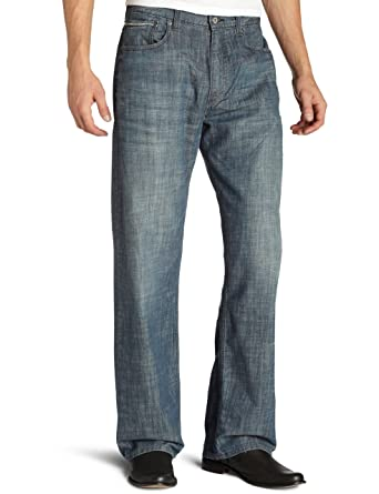 d64ce431bafe5a Levi's Men's 569 Loose Straight Jeans at Amazon Men's Clothing store: