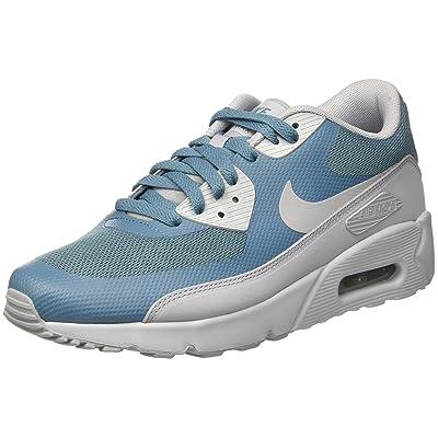 Nike Air Max 90 Ultra 2.0 Esssential Mens, Smokey Blue, 875695-001 (10.5)