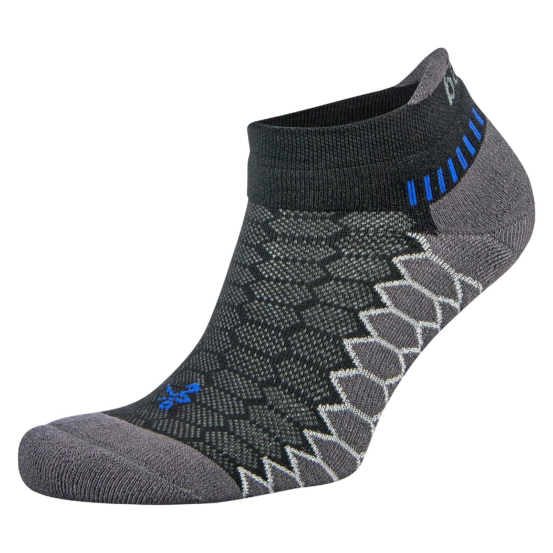 Balega Silver Antimicrobial No-Show Compression-Fit Running Socks Balega Socks Silver No Show-P