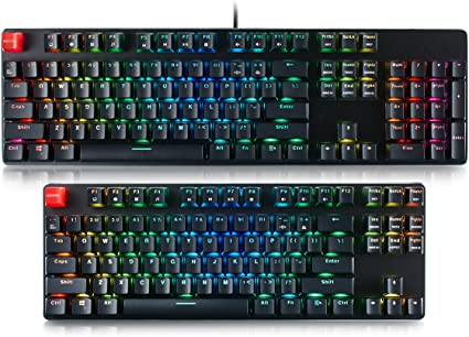 Glorious Modular Mechanical RGB Keyboard TKL/Tenkeyless (Gaming) … (Compact)
