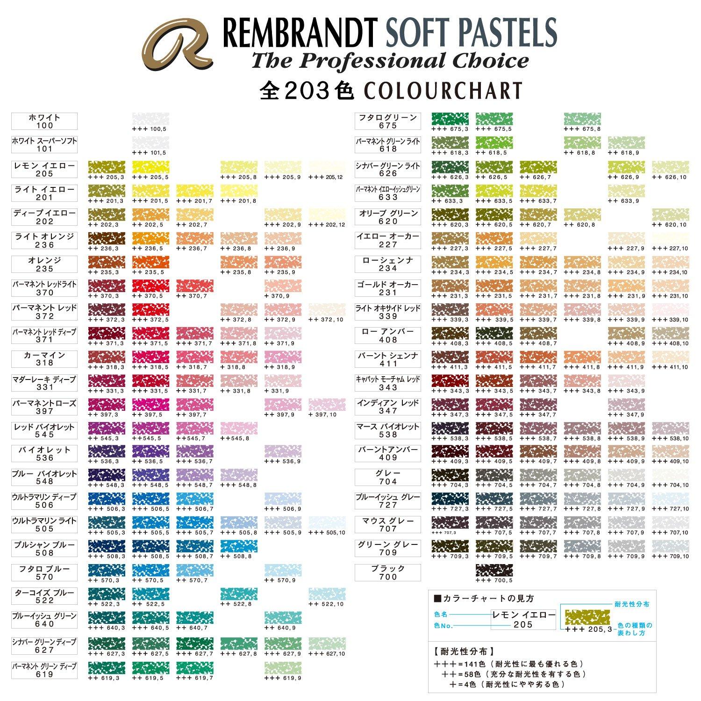 Royal Talens C319-93433 Rembrandt Artists Soft Pastel Caput Mortuum Red 343.3