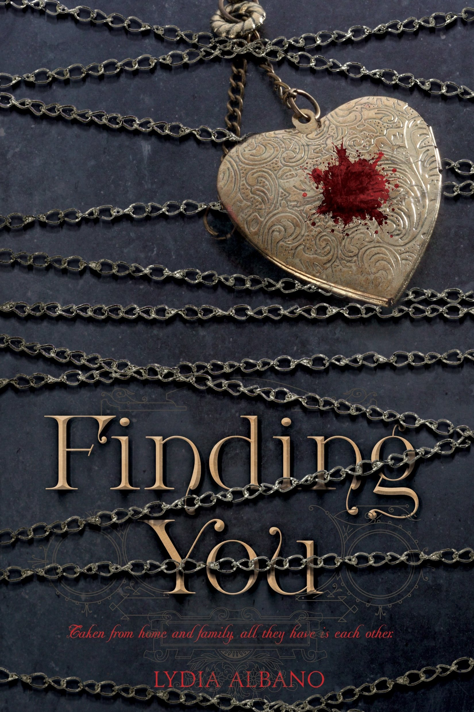 Read Online Finding You ebook