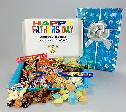 Cesta de dulces retro – gran selección – ¡Mucha variedad llena de dulces labiales! Regalo único con tema femenino o masculino.: Amazon.es: Alimentación y bebidas