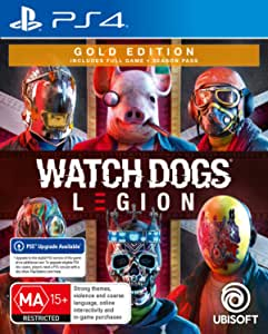 Watch Dogs Legion Gold Edition - PlayStation 4