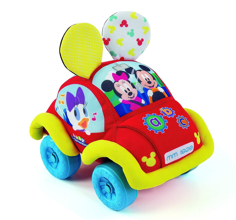 55259 Clementoni Baby Disney Coche Blandito Interactivo,