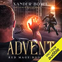 Advent: Red Mage, Book 1