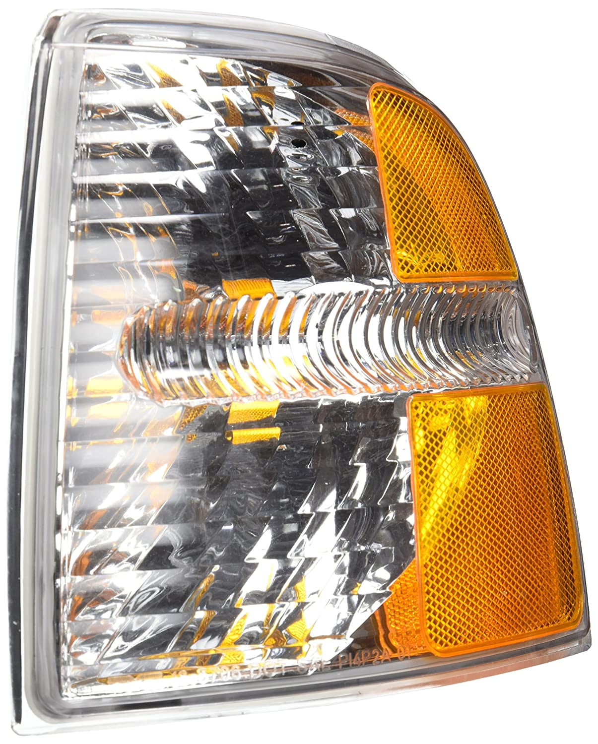 TYC 18-5706-01-9 Ford Explorer CAPA Certified Replacement Front//Left Side Marker 185706019TYC