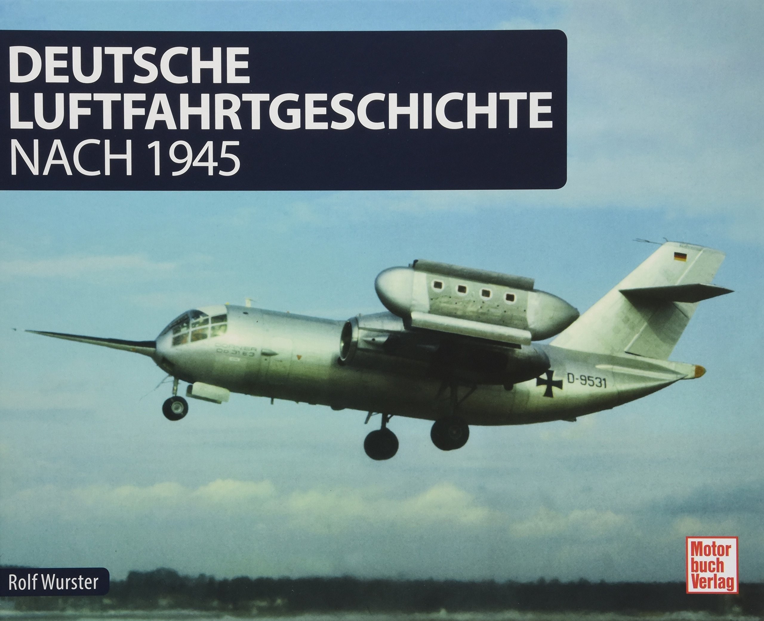 Deutsche Luftfahrtgeschichte: nach 1945