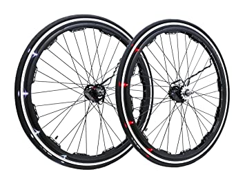 Revolights City 700c Single Speed Bicycle Wheels