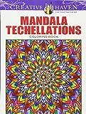 Creative Haven Mandala Techellations Coloring Book (Adult Coloring)
