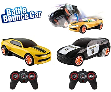 Amazon.com: Police Chase 1:16 Remote Control Stunt RC Battle ... on mo control cars, games cars, rc cars, manual cars, future technology cars, computer cars, hand controls for cars, power cars, keyless entry system for cars, robot cars, cool lowrider cars, best cars, dvd cars, superhero cars, radio cars, iphone control cars, unique romote control cars, aftermarket keyless remotes for cars, sound cars,
