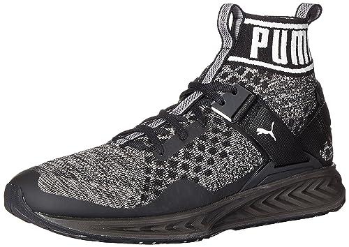 d4774dabfad Puma Men s Ignite Evoknit Cross-Trainer Shoe  Amazon.co.uk  Shoes   Bags
