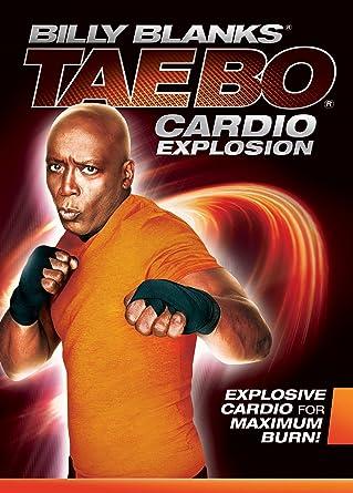 Amazon.com: Billy Blanks: Tae Bo Cardio Explosion: Billy Blanks ...