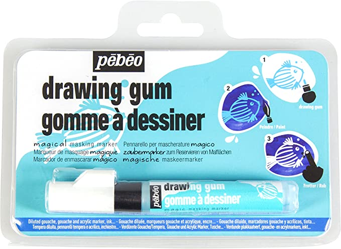 Pebeo dessin Gomme Stylo 0.7 mm