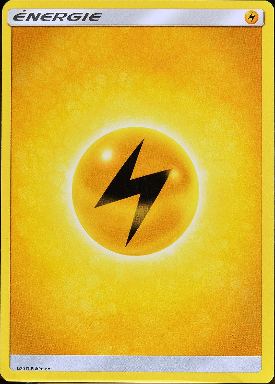 carte Pok/émon Energie Electrique