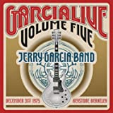 GarciaLive Volume Five: December 31st, 1975 Keystone Berkeley [2 CD]