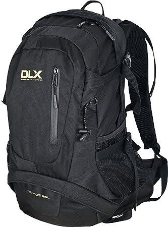 Trespass Deimos - mochila (28 L), color negro: Amazon.es: Deportes y aire libre