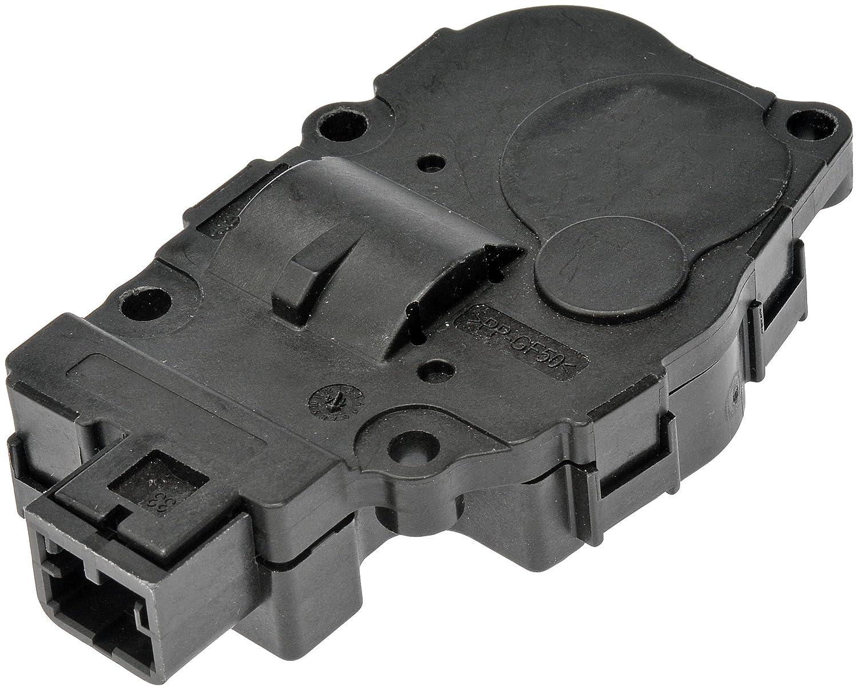 Auxiliary, Mode, Temperature Dorman OE Solutions 604-924 Air Door Actuator