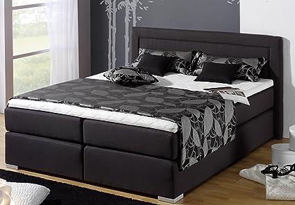 Estilo Cama de cama de cama tapizada camas con somier Salsa ...