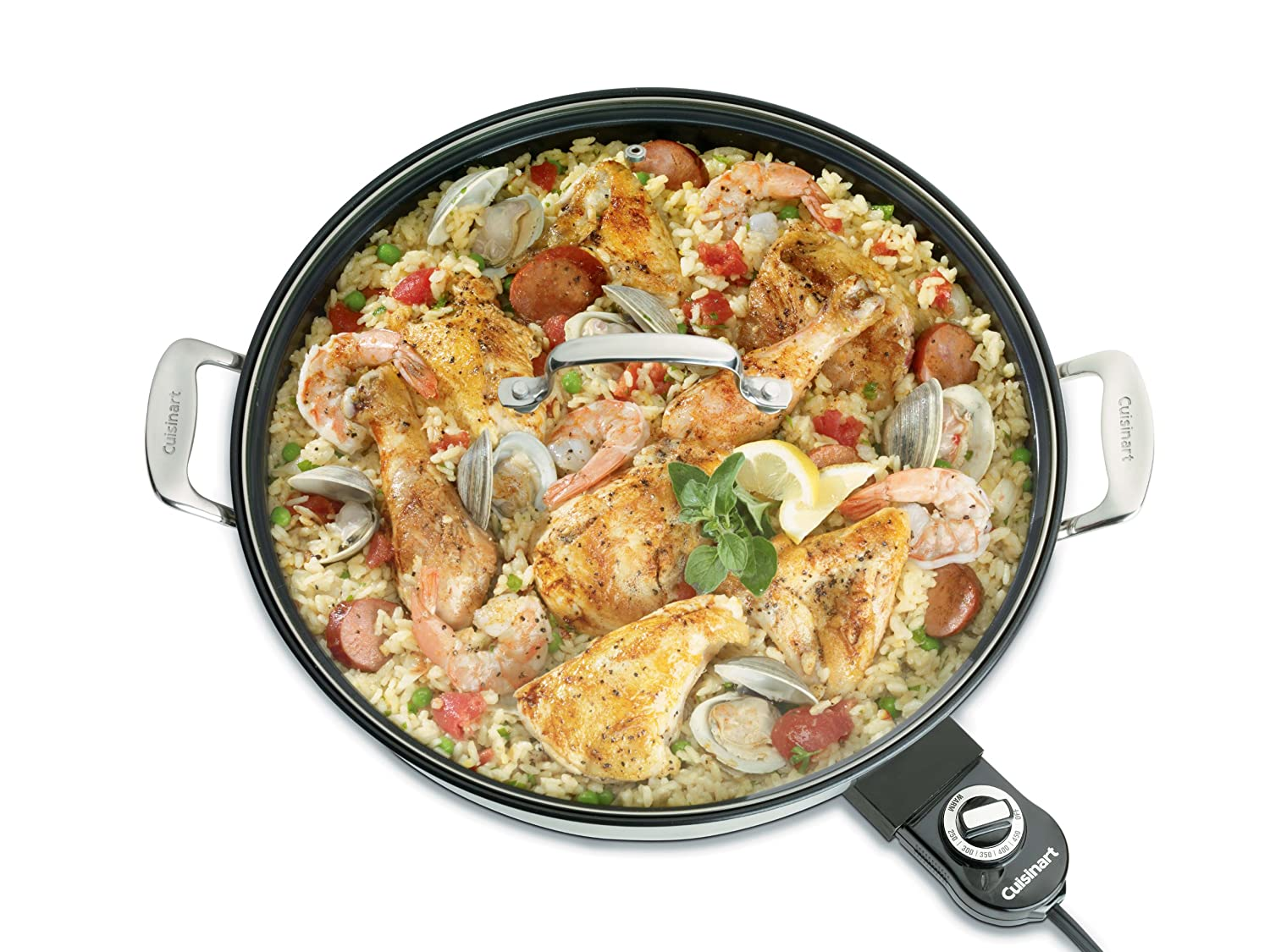 Cuisinart CSK-250C 14 Electric Skillet