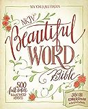 NKJV, Beautiful Word Bible, eBook: 500 Full-Color Illustrated Verses