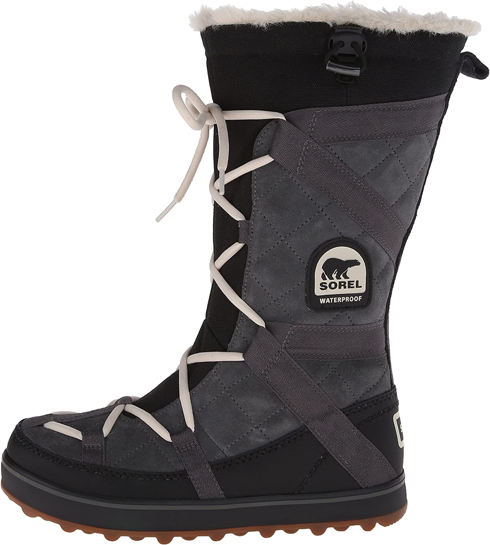 Womens Sorel Glacy Explorer Shortie Snow Waterproof Winter Hiking Boots UK 3-9