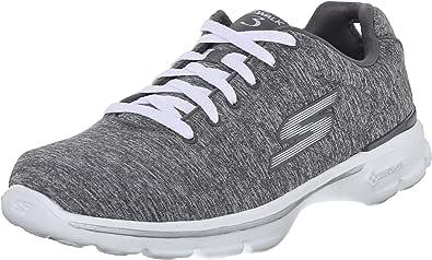 Skechers Performance Women's Go Walk 3 Lace-Up Walking Shoe
