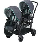 Graco Modes Duo Double Stroller | 27 Riding Options for 2 Kids, Basin
