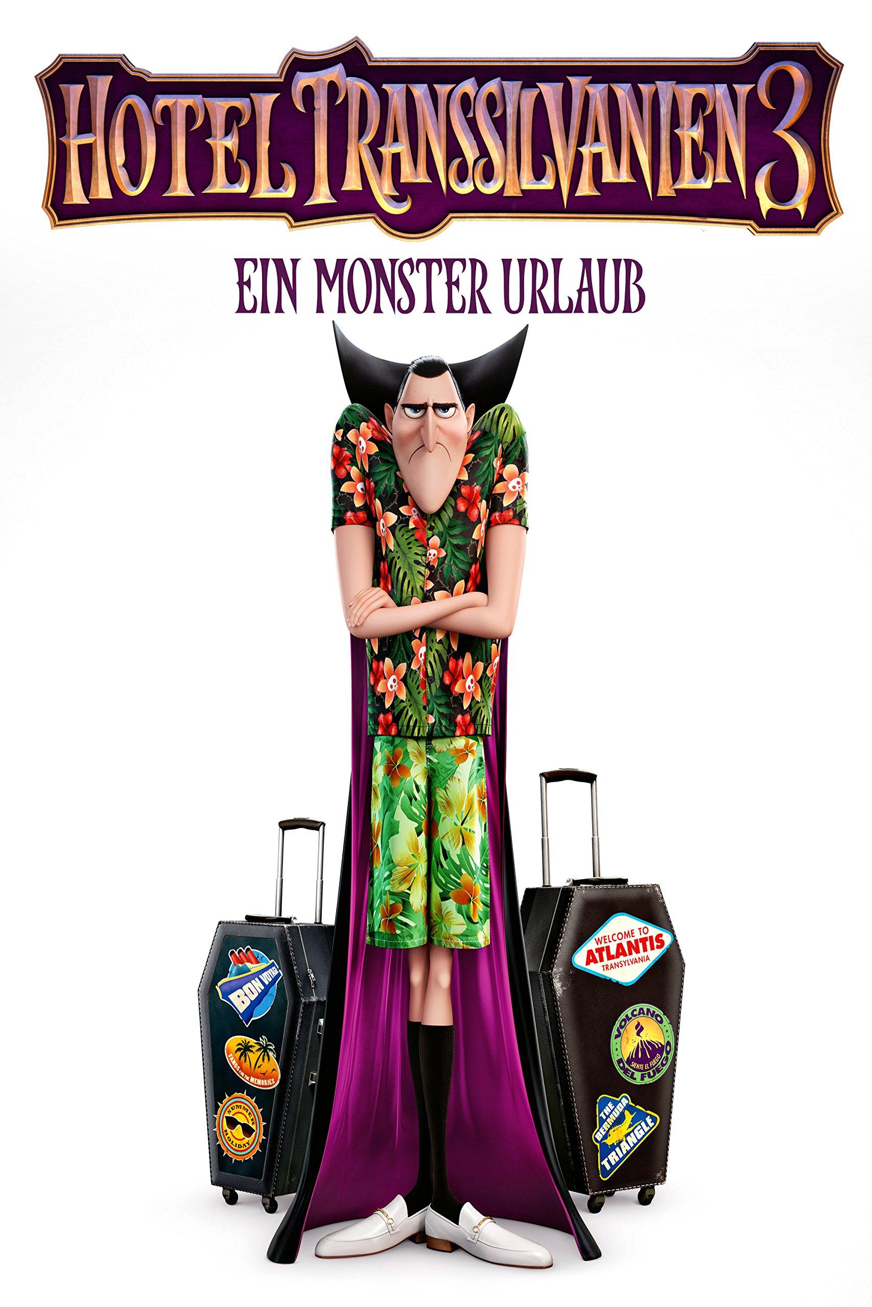 Hotel Transsilvanien 3 - Ein Monster Urlaub online schauen und ...
