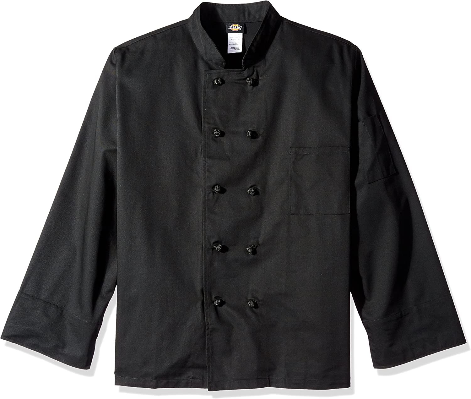 Dickies Mens Classic Knot Button Coat