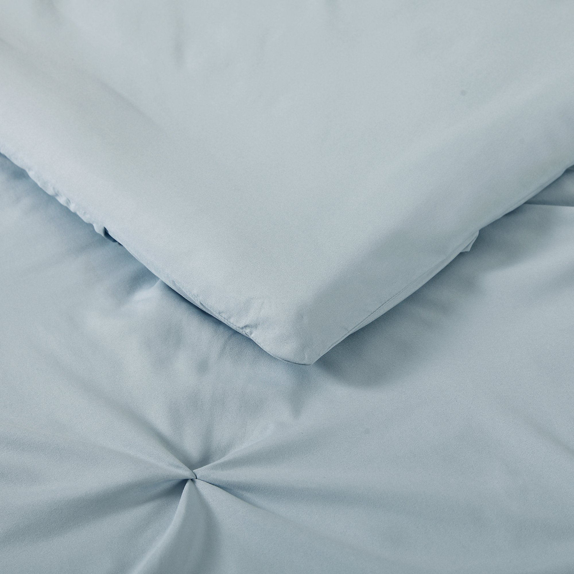 Truly Soft Everyday Pleated Comforter Set, Twin X-Large, Light Blue by Truly Soft Everyday (Image #4)