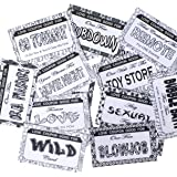 Customizable Sexy Love Coupons for Him & Her, Color Your Own, Keep the Ones You Like and Pull Out the Ones You Don't