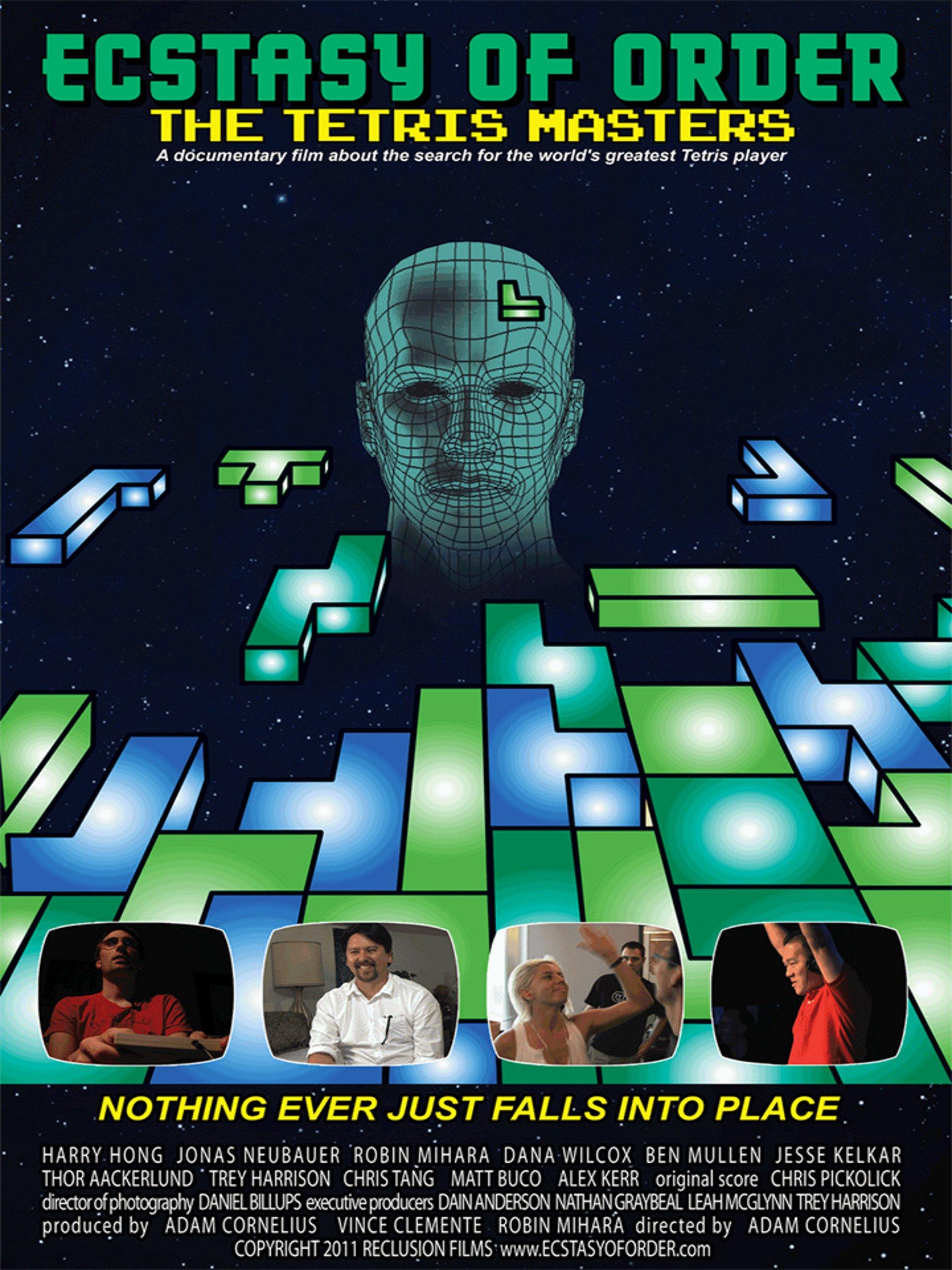 Amazon Com Watch Ecstasy Of Order The Tetris Masters Prime Video