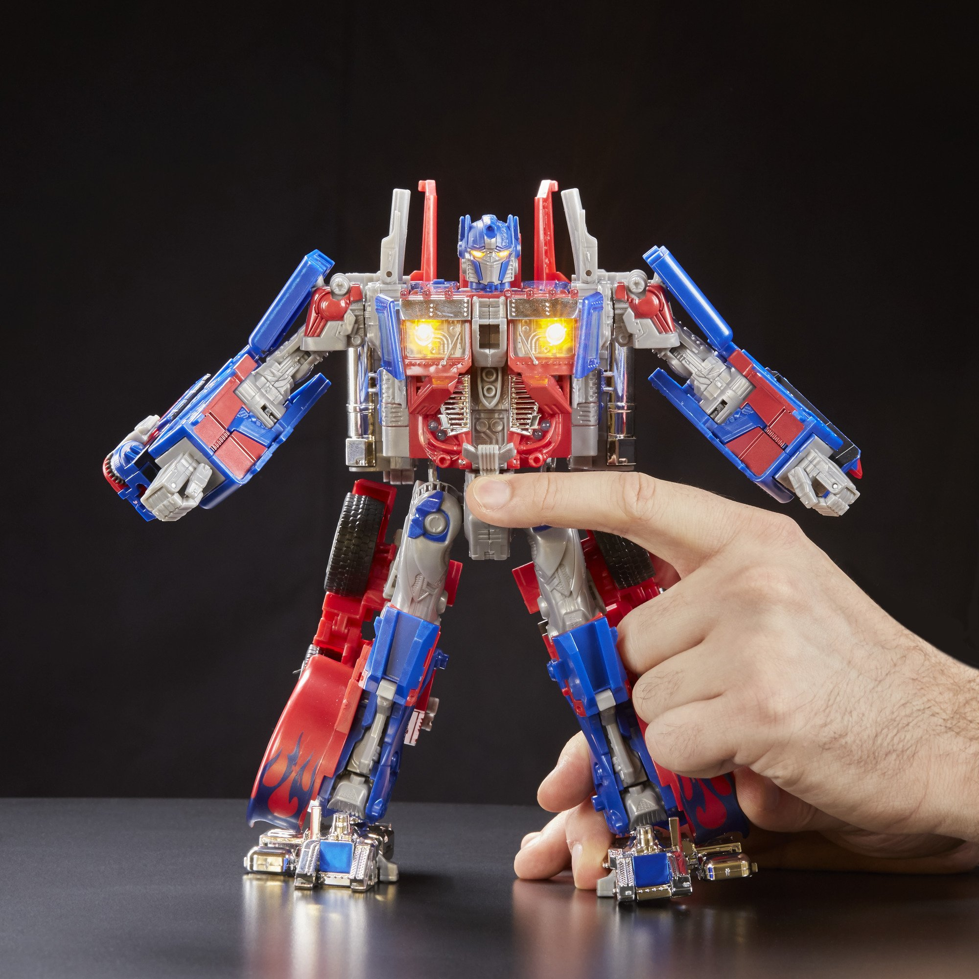 Transformers Movie Anniversary Edition Optimus Prime (Amazon Exclusive) by Transformers (Image #7)