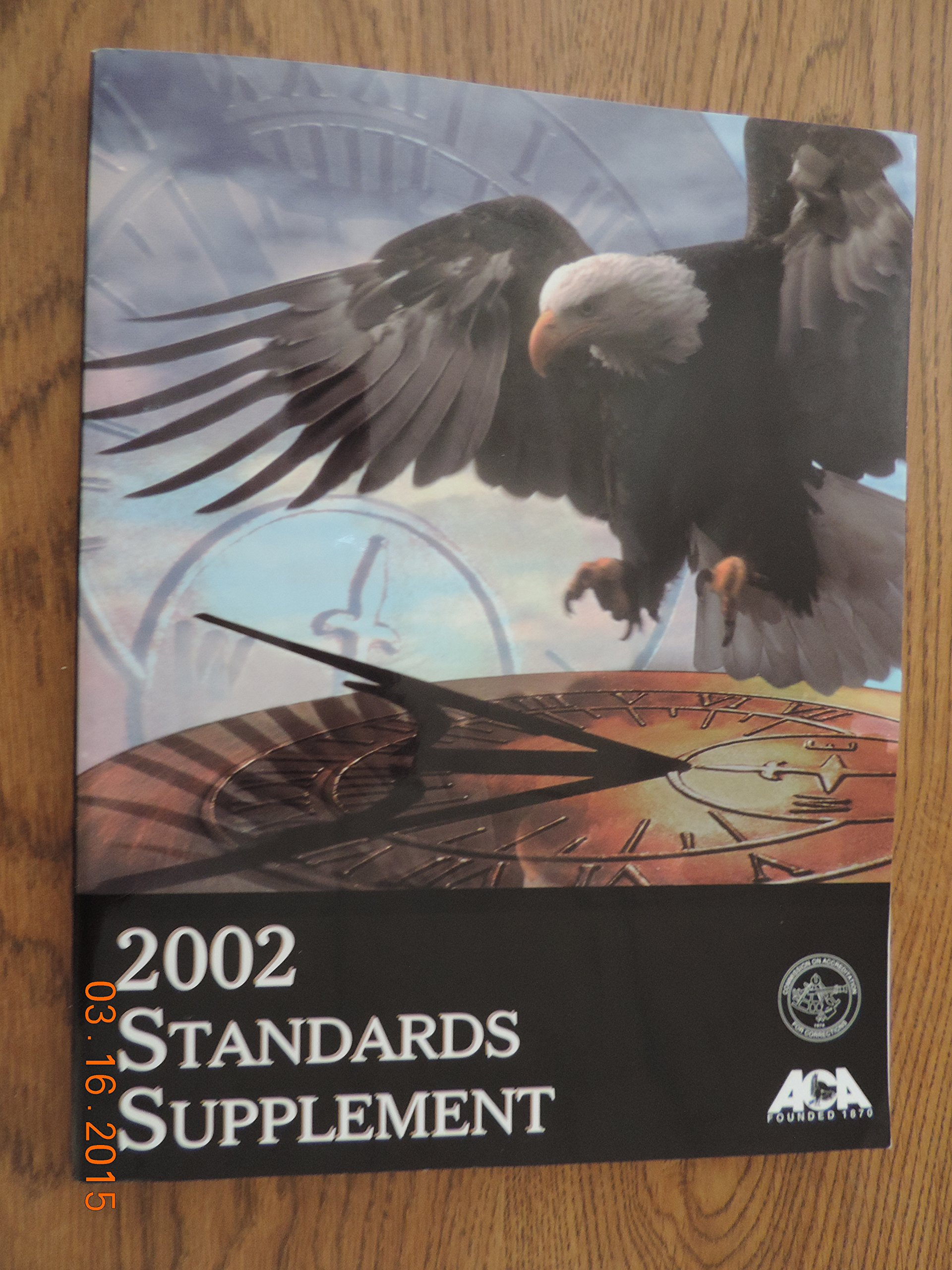 2002 Standards Supplement (STANDARDS SUPPLEMENTS) ebook