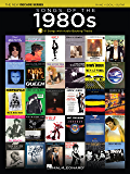 Songs of the 1980s Songbook: The New Decade Series with Online Play-Along Backing Tracks