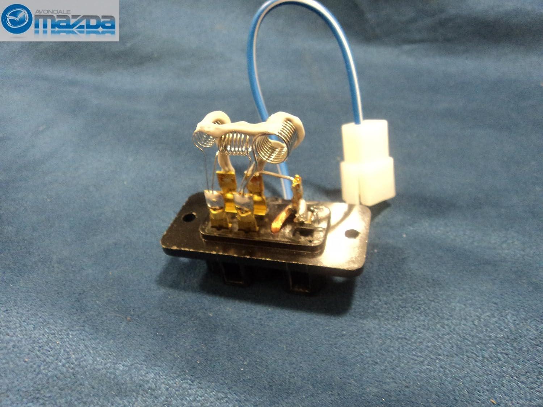 Mazda B2200 B2600 B2000 86-93 NEW Blower Motor Resistor
