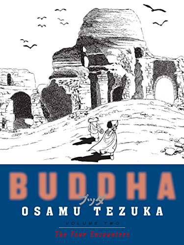 Buddha; Volume 2: The Four Encounters