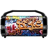 Caixa de Som Amplificada Mondial, Thunder Street II, Multicolor, Bivolt, 50W - MCO-11