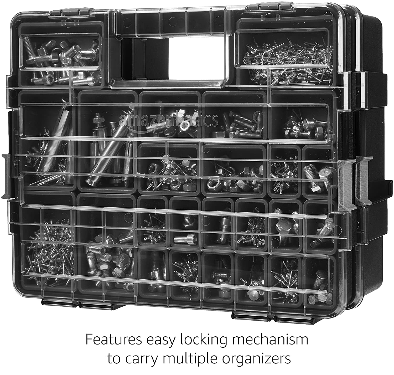 compartiments ajustables Basics Bo/îte /à outils