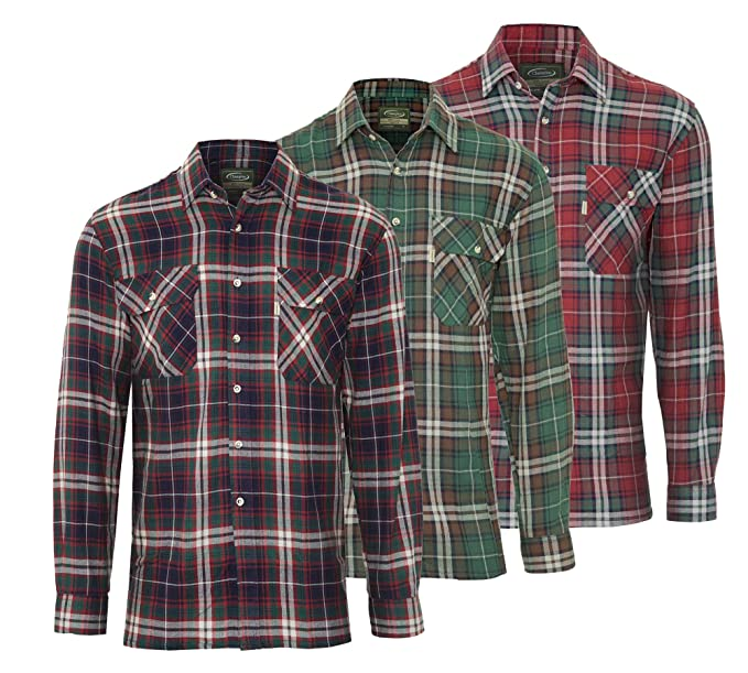 Champion Country Clothing - Camisa Casual - para Hombre  Amazon.es ... a2cb5c60217